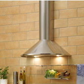 Wall Mount Range Hoods - Canopies, Chimneys, Ductless & Wood Hoods ...
