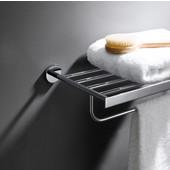 Imperium Bathroom Bath Towel Rack with Towel Bar