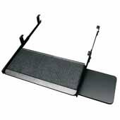 Sliding Keyboard Support, Black