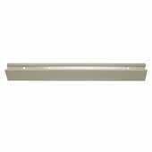 36'' Shelf Support Anchors for 5/8'' Shelves, Almond
