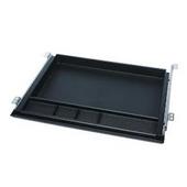 Center Drawer Solution, Storage Space: 18-1/2'' W x 10'' D