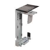 Knape & Vogt Locking Slide & Swivel Compact/Mini CPU Holder