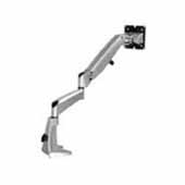Knape & Vogt Flat Screen Monitor Arm, Poise HD, Black