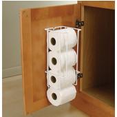 Bathroom Vanity Cabinet Toilet Roll Holder, Min Cab Opening: 7-7/16'' W x 5-3/4'' D x 16-1/2'' H