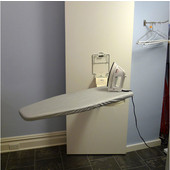Vertical Fold-Away Wall Mounted Ironing Center