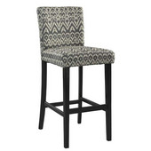 Morocco Counter Stool, Driftwood, 17-3/4''W x 22''D x 37''H