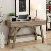 Tracey Desk, Gray, 47-1/16''W x 21-1/4''D x 31-1/8''H