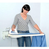 Compact Wall Mounted Ironing Center