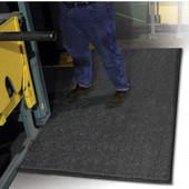 ErgoFlex Floor Mat, 4' x 60' x 1/2'', Black