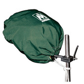 Grill Cover/Tote for Original Size Grill, Forest Green