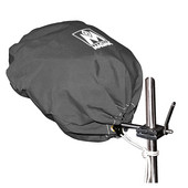 Grill Cover/Tote for Party Size Grill, Jet Black