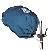 Grill Cover/Tote for Party Size Grill, Royal Blue