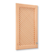 Omega National Lattice Door Inserts