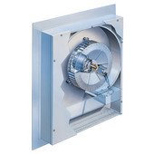 Broan 1500 CFM Exterior Mount, Metal