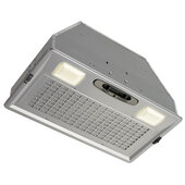 Broan 390 CFM Blower Power Pack & Liners for Wood Range Hoods, Silver Metallic Finish