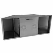 Ventilation Power Modules for Signature Series Wall Mount Range Hoods, 600 CFM Internal, Stainless Steel