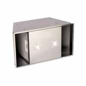 Ventilation Power Modules for Signature Series Wall Mount Range Hoods, 600 CFM Internal with Remote, Stainless Steel