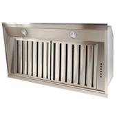 Sirius 960 CFM Ventilation Power Module, Stainless Steel