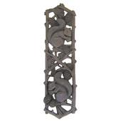 Woodland Collection 5'' Wide Grey Squirrel Cabinet Pull in Dark Brass, 5'' W x 7/8'' D x 1-1/2'' H