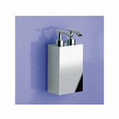 Windisch Accessories Wall Mounted Gel Dispenser Double in Chrome