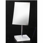Gedy Mirror, 12'' H x 5-1/2'' W x 4-3/10'' D, Available in Multiple Finishes