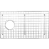 Stainless Steel Bottom Grid, 27''W x 15-1/8''D x 1''H
