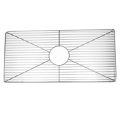 Stainless Steel Bottom Grid in Polished Silver Finish for 36'' Yarmouth Sink