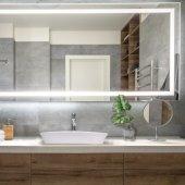 Regatta Collection Dinard Italian Fireclay Vanity Bathroom Sink in Glazed White, 17-3/4'' Diameter x 6-3/8'' H