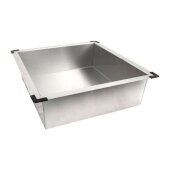 Pro Series Collection Deluxe Rinse Tray, 17'' W x 18'' D x 5'' H