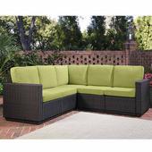 Outdoor Sofas & Loveseats