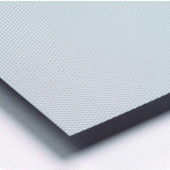 Prisma Design, Non-Slip Cut Sheet, Sheet Size: 21''W x 36''D x 1/20''H (534 mm x 915 mm x 1.44 mm), Silver
