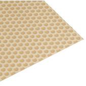 Aqua Undersink Drip Mat, Roll Size: 23-5/8''W x 41''D x 1/11''H (600 mm x 1,041 mm x 2.2 mm), Hardrock Maple Print, Min Cab Opening: 23-5/8'' W x 41'' D x 1/11'' H