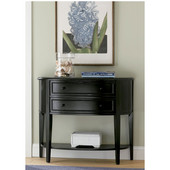 Powell Demilune Console Table