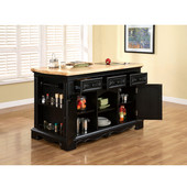 Powell Color Story Kitchen Island With