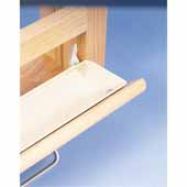 Rev-A-Shelf 11'' Sink Tip-Out Trays with Tab Stops, Almond