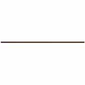 Sidelines by Rev-A-Shelf 96'' Metal Closet Rod with Plastic Guard, Bronze