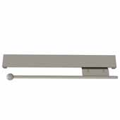 Sidelines by Rev-A-Shelf 14'' Pull-Out Metal Valet Rod, Satin Nickel