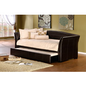 Montgomery Daybed w/Trundle, Warm Brown