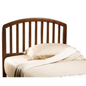 Carolina Cherry Full/Queen Bed Set w/out Footboard, Includes Headboard & 5-Leg Frame