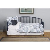 Brandi Daybed Metal Suspension Deck Included in Navy Finish, 32-1/4'' W x 82'' D x 40-1/4'' H