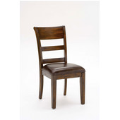 24-3/4'' W x 19-3/4'' D x 41'' H Park Ave Dining Chair, Dark Cherry