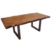Emerson Rectangle Dining Table, Gray, 80''W x 39''D x 30''H