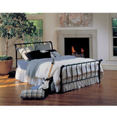 Janis Complete Queen Bed Set, Includes HB, FB & 6-leg Frame
