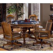 Nassau 5-Piece Game Set, 4 Chairs and 1Table