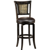 Camille Swivel Bar Stool, 24-1/2'' W x 22'' D x 46-3/4'' H