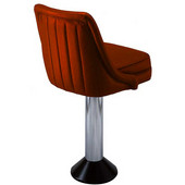 Richardson 50's Retro Kitchen Counter Stool in Grade 10 Vinyl Finishes