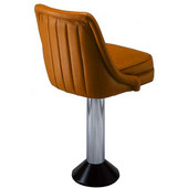 Richardson 50's Retro Kitchen Counter Stool in Grade 4 Vinyl Finishes