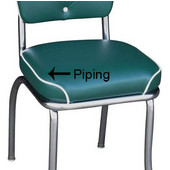 Waterfall Seat Type with Piping