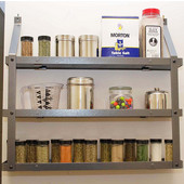 Wall Mounted Spice Racks