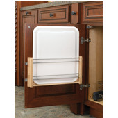 Rev-A-Shelf 11-1/4'' W Door Mount Cutting Board, Min Cab Opening: 11-3/8'' W x 2-1/8'' D x 16-1/2'' H